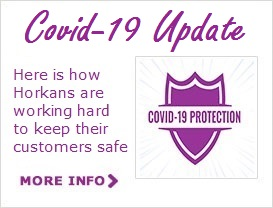 Horkans Covid-19 safety message